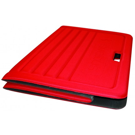 TAPIS PLIABLE ROUGE