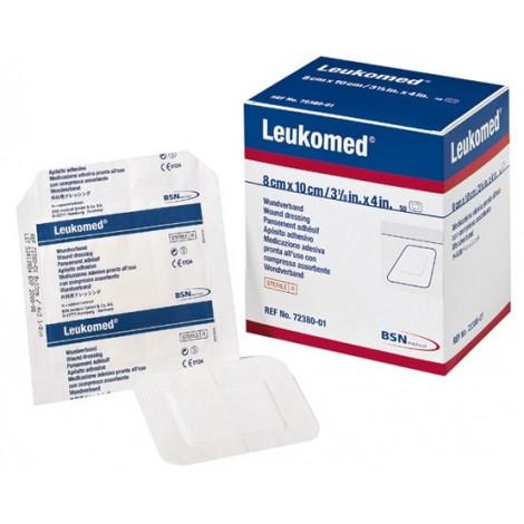 PANSEMENT LEUKOMED 5 x 7.2 CM