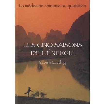 """LIVRE """"LES CINQ SAISONS DE L'ÉNERGIE"""""""