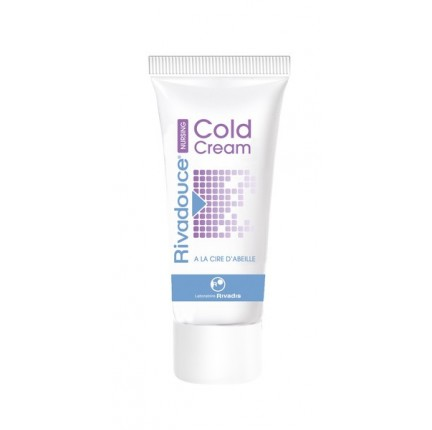 COLD CREAM À LA CIRE D'ABEILLE RIVADOUCE 50ML