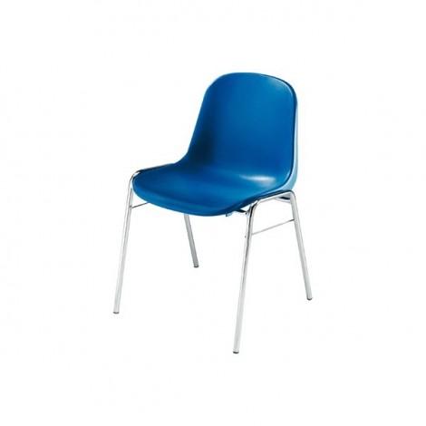 lot de 6 chaises coque cledical. Black Bedroom Furniture Sets. Home Design Ideas