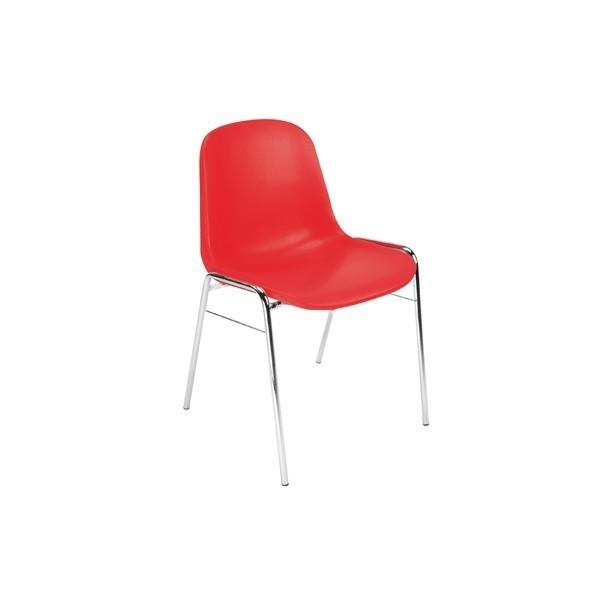 lot de 4 chaises coque cledical. Black Bedroom Furniture Sets. Home Design Ideas