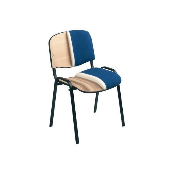lot de 4 chaises d 39 accueil cledical. Black Bedroom Furniture Sets. Home Design Ideas
