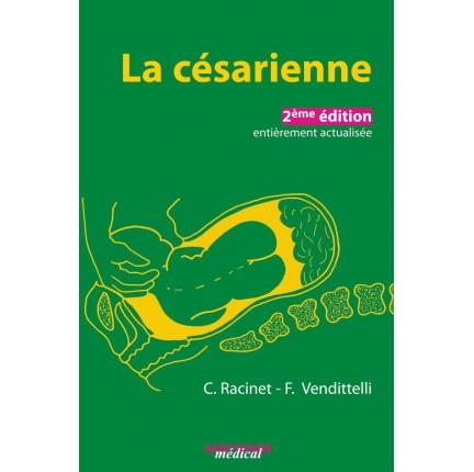 """LIVRE """"LA CÉSARIENNE"""" 2ème édition"""