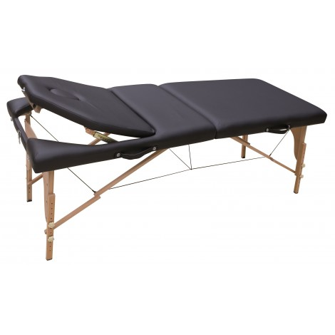 TABLE DE MASSAGE PLIANTE 2 PLANS