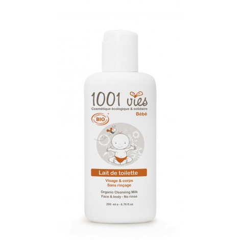 LAIT DE TOILETTE 200 ML