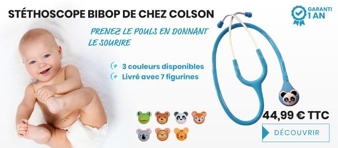 Stéthoscope pédiatrique BIBOP